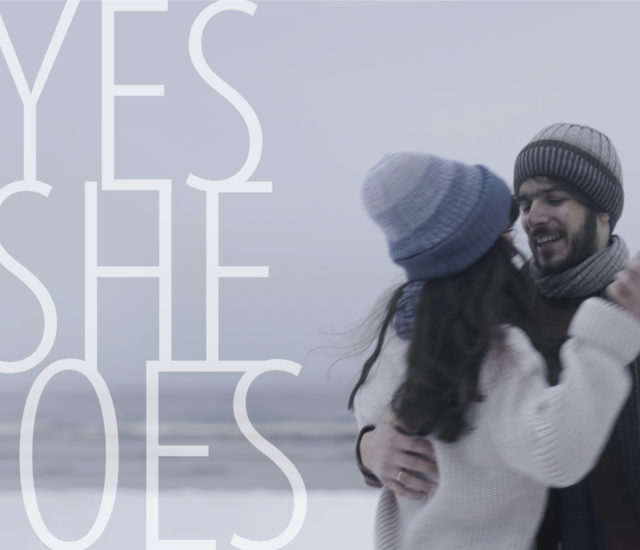 "Клип ""Yes She Does"""
