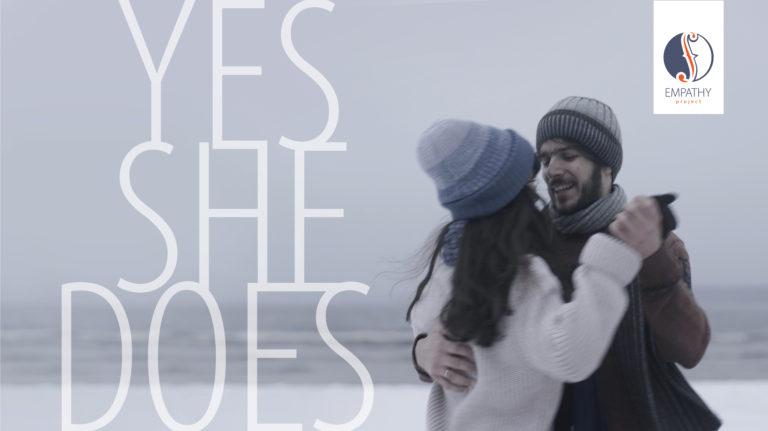"Клип ""Yes She Does"""